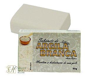 SABONETE NATURAL ANTISSÉPTICO DE ARGILA BRANCA 90G - BIONATURE