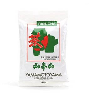 CHÁ VERDE BAN-CHÁ TORRADO NATURAL 200G (Hojicha) - YAMAMOTOYAMA