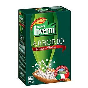 ARROZ ARBORIO ITALIANO 500G - RISO INVERNI