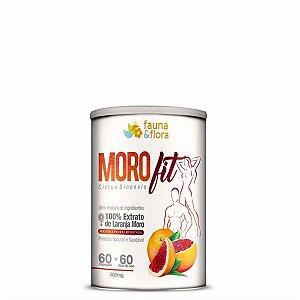 MOROFIT 100% EXTRATO DE LARANJA MORO 500mg - 60 cápsulas - FAUNA E FLORA