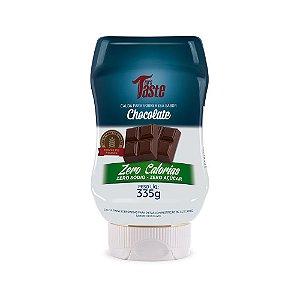 CALDA DE CHOCOLATE ZERO CALORIAS 335G - MRS TASTE