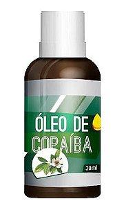 ÓLEO DE COPAÍBA 30ML 100% NATURAL - EPA NATURAIS