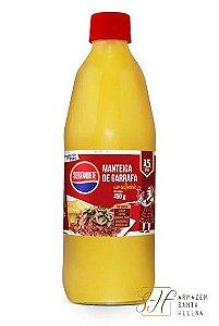 MANTEIGA DE GARRAFA PURA 450G - SERTANORTE (ZERO LACTOSE, ZERO GLÚTEN)