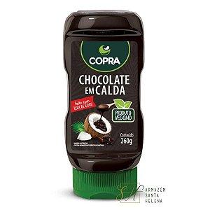 CHOCOLATE EM CALDA 260G - COPRA (VEGANO, SEM GLÚTEN)