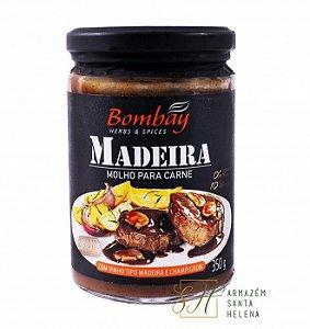 MOLHO MADEIRA 350G - BOMBAY