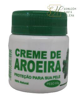 CREME DE AROEIRA 100% NATURAL 65G