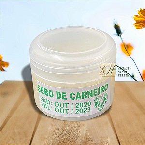 SEBO CARNEIRO PURO 100% NATURAL 50G