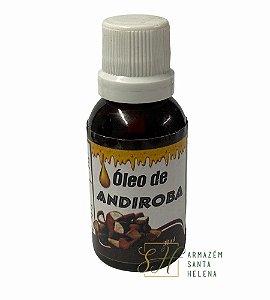 ÓLEO DE ANDIROBA 100% NATURAL 30ML - PRÓ ERVAS