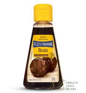 AROMA DE RUM 30ML - FLEISCHMANN