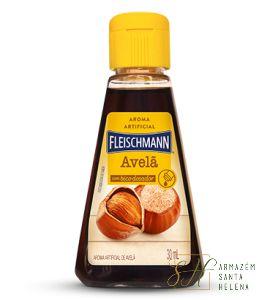 AROMA DE AVELÃ 30ML - FLEISCHMANN