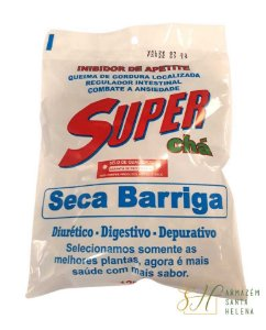 SUPER CHÁ SECA BARRIGA ORIGINAL 120G