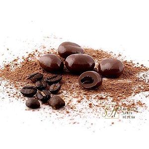 GRÃO DE CAFÉ DRAGEADO COM CHOCOLATE 100G