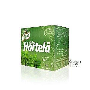 CHÁ HORTELÃ 10 SACHÊS - BARÃO