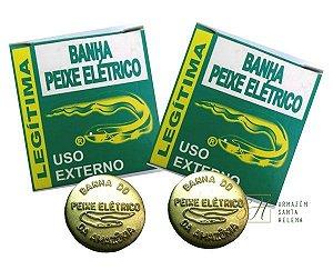 BANHA DO PEIXE ELÉTRICO DA AMAZÔNIA LEGÍTIMA - 2 UNIDADES