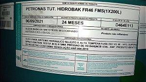 PETRONAS TUTELA HIDROBAK FR 46 TB 200L