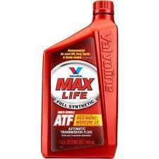 VALVOLINE MAX LIFE