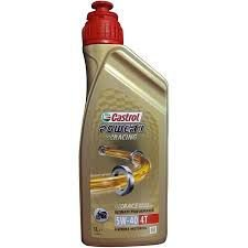 CASTROL POWER RACING 4T 5W40