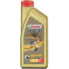 CASTROL POWER RACING 4T  15W50