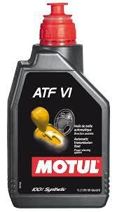 MOTUL  ATF VI - DEXRON VI