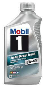 MOBIL 1 TURBO DIESEL TRUCK