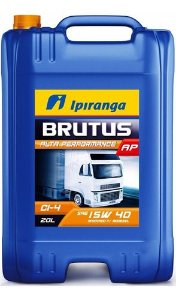 IPIRANGA BRUTUS CI-4 BD 20L