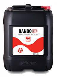 TEXACO RANDO HD 68 BD 20L OLEO HIDRAULICO