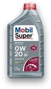 MOBIL SUPER 3000 D1 0W20 1L