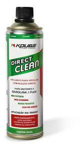 KOUBE DIRETCT CLEAN GASOLINA FLEX