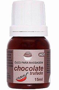 Lubrificante Neutro Sabor Chocolate Trufado  15 ml