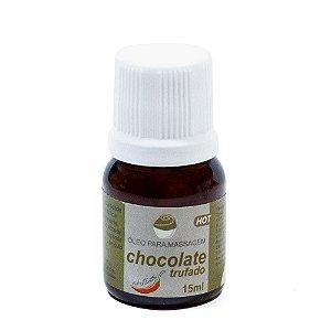 Lubrificante Neutro Sabor Chocolate 15 ml