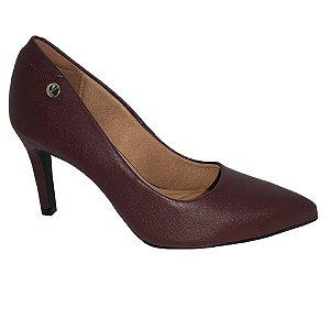 Sapato Scarpam Vizzano Cor Vinho