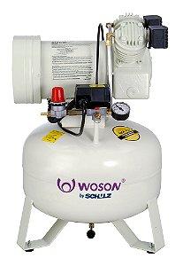 Compressor Odontológico WOP MSV 6/30 - Woson by Schulz