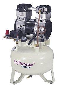 Compressor Odontológico WOP CSD 9/30 - Woson by Schulz
