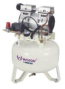 Compressor Odontológico WOP CSD 5/30 - Woson by Schulz