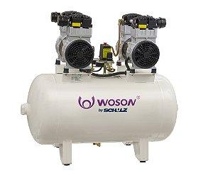 Compressor Odontológico WOP  CSD 18/100 - WOSON by SCHULZ
