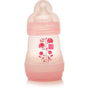 MAMADEIRA MAM FIRST BOTTLE 160ML ROSA REF 4662