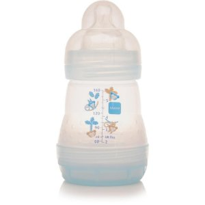 MAMADEIRA MAM FIRST BOTTLE 160ML AZUL REF 4661