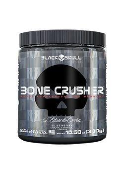 Bone Crusher Black Skull 300g