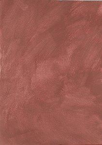 KIT 1-B - Cimento Queimado 3,6L  + 2 Verniz 900ml - Cor Terra Vermelha