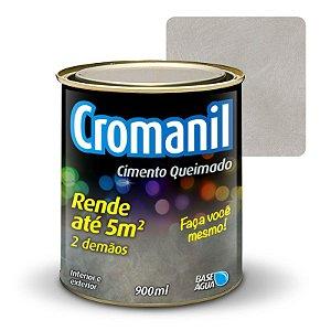 Cimento Queimado TRAD. CLARO - 1/4 - GRÁTIS APLICADOR