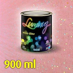 FURTA-COR (esverdeado) - Luminuz Verniz Glitter  Lata 900ml