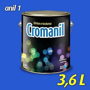 ANIL 1 - Cromanil Tinta Acrílica Fosca 3,6 L