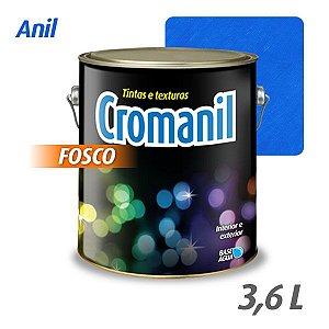 ANIL - Cromanil Tinta Acrílica Fosca 3,6 litros