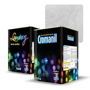 KIT Cimento Queimado Lata (25kg)  + 1 Verniz Lata 18 litros   - Cor GAROA