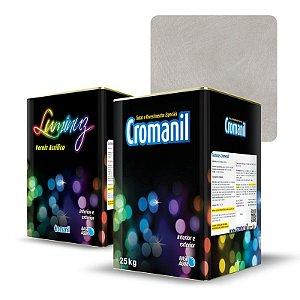 KIT Cimento Queimado Lata (25kg)  + 1 Verniz Lata (25kg) - Cor TRADIC. CLARO