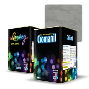 KIT Cimento Queimado Lata (25kg)  + 1 Verniz Lata (25kg) - Cor TRADICIONAL