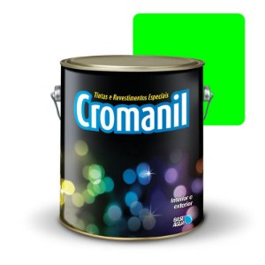 CHROMA KEY VERDE CROMANIL GL