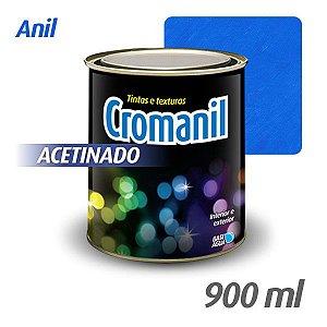 ANIL - Cromanil Tinta Acrílica Acetinado 900ml