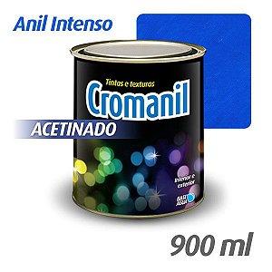 ANIL INTENSO - Cromanil Tinta Acrílica Acetinado 900ml