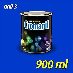ANIL INTENSO - Esmalte Acetinado 900ml